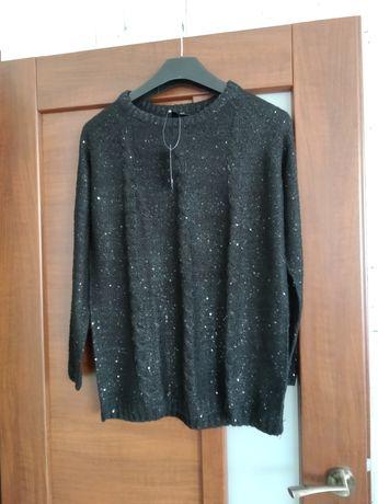 Sweterek nowy z metką, rozmiar 42
