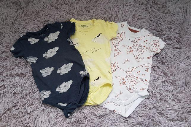 Ubranka dla chłopca na lato