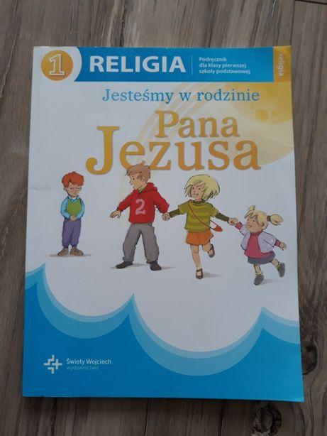 Podręcznik do Religii klasa I wyd. Święty Wojciech