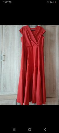 Sukienka maxi rozmiar 48