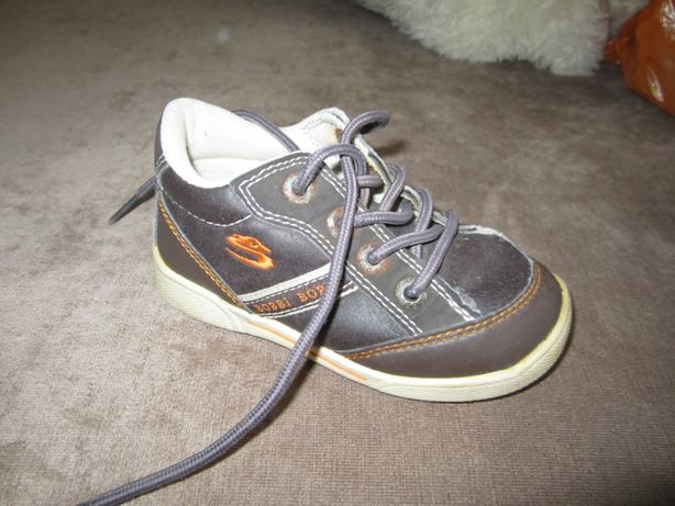 Ботинки на мальчика 23 размер