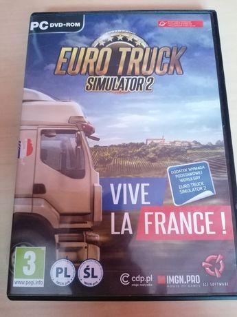 Ets2 France gra na PC