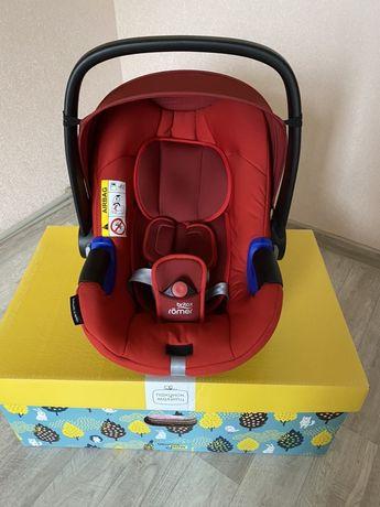 Автокресло с гарантией BRITAX-ROMER Baby-Safe i-Size