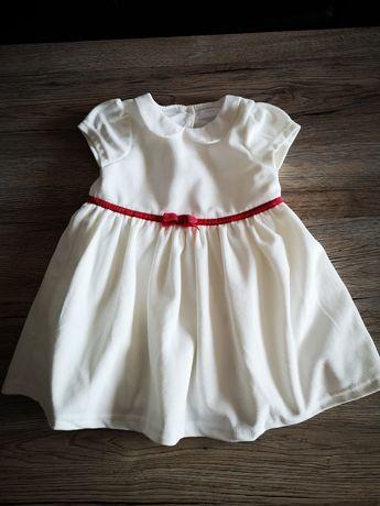 Sukienka Do chrztu rozmiar 80