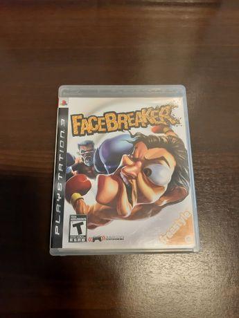 PS3 Face Breaker / PlayStation 3