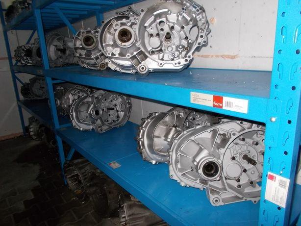 Skrzynia biegów vw t4 syncro 2.5tdi 102 transporter multivan caravelle