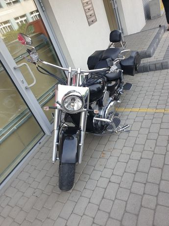 Jedyny taki Kawasaki Vulcan 1600