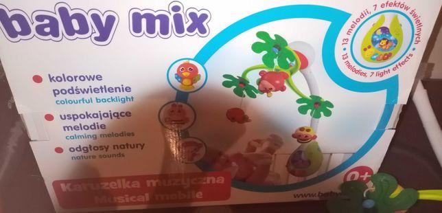 Karuzela baby mix jak nowa