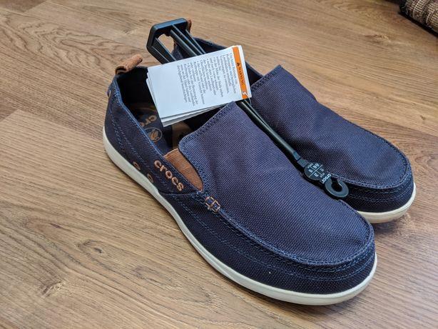 Макасины, слипоны, туфли CROCS.Оригинал.