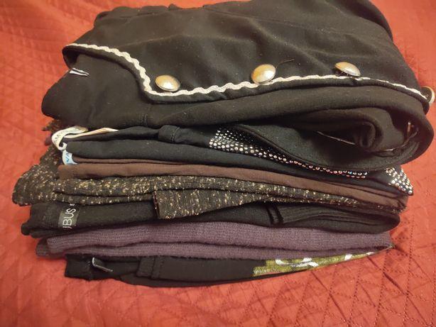Paka ubrań bluzki sweterki długi rękaw