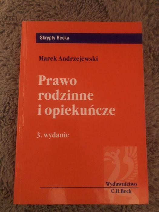 Prawo rodzinne i opiekuńcze Marek Andrzejewski Poznań - image 1