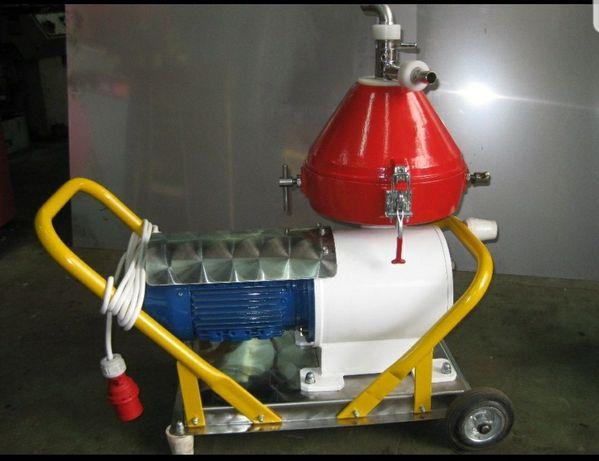 Wirówka separator do mleka