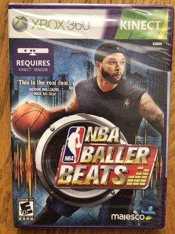 Gra NBA BALLER BEATS Xbox 360 nowa