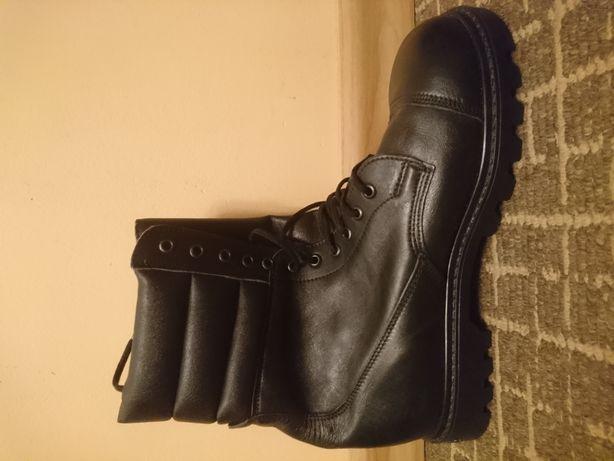 Buty ochroniarskie ( nowe )