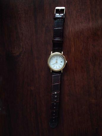 Zegarek Z Paskiem Ze Sztucznej Skóry