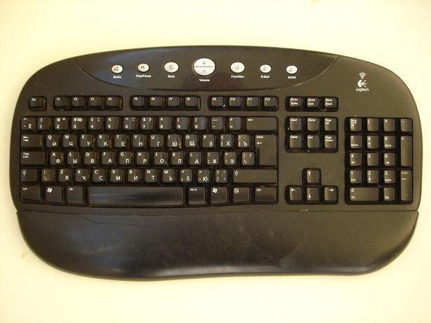 Клавиатуры Logitech Y-RAJ56A Black и другие, на запчасти или ремонт