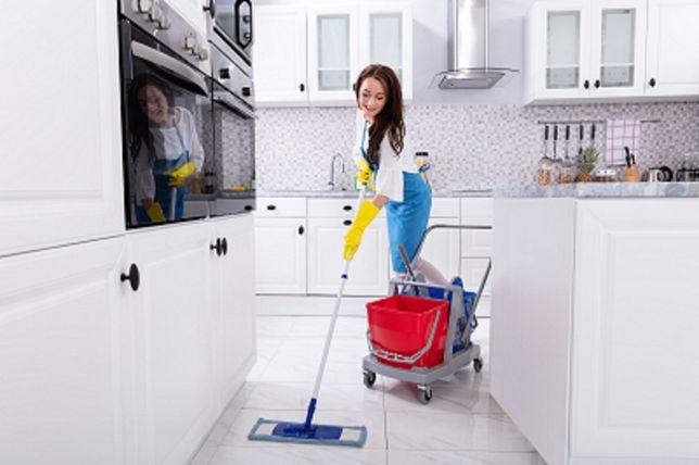 usługi sprzątające tanio