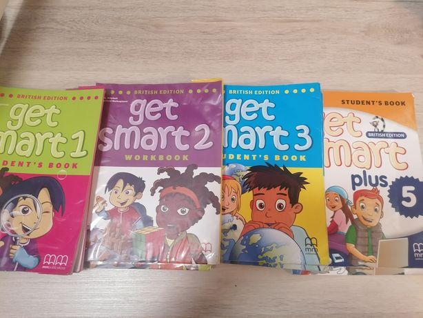 Get Smart 1, 2, 3 i 5 plus
