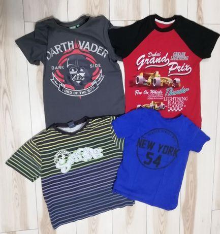 T-shirty, koszulki chłopięce r. 152