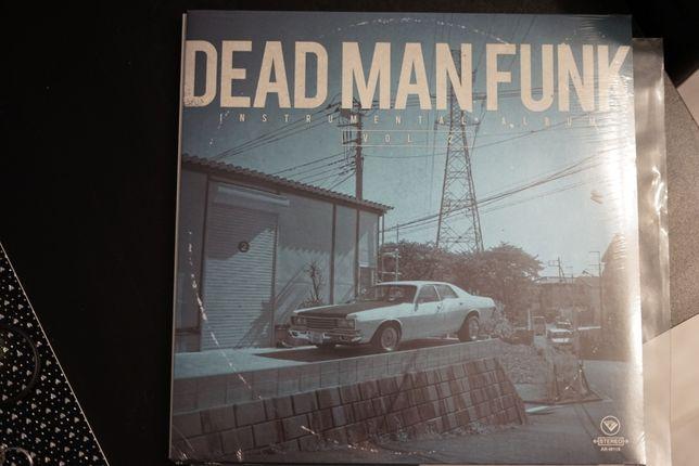Dead Man Funk – Instrumental Album Vol. 2 OSTR winyl