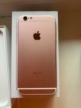 iPhone 6s 64 Gb Rose Gold в идеальном состоянии