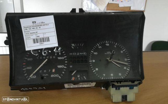 Quadrante Volkswagen Jetta Ii (19E, 1G2, 165)