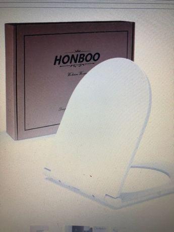 Deska sedesowa woolnoopadająca HONBOO