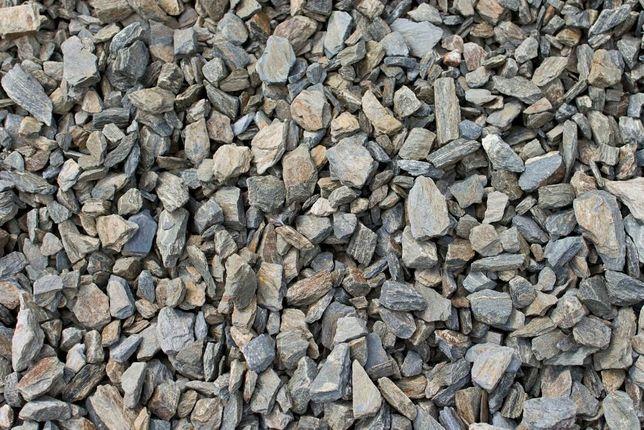 Kamień ogrodowy dekoracyjny KORA ŁUPKOWA 20-40mm