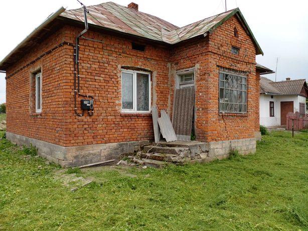 Продам будинок в шманьківцях