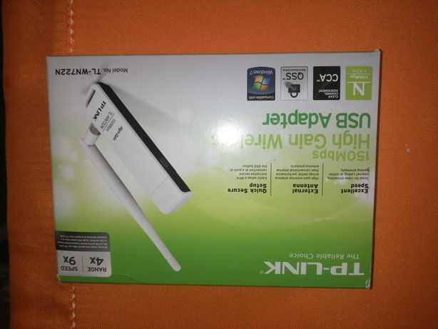 Nowy tp-link USB 150 Mbps