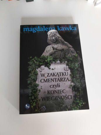 W zakątku cmentarza czyli koniec wolności