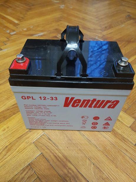 Акумулятор Ventura GPL 12-33