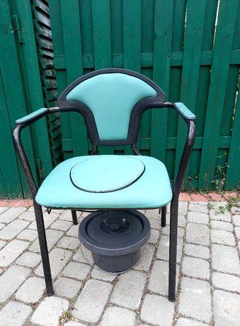 Fotel sanitarny ASTON