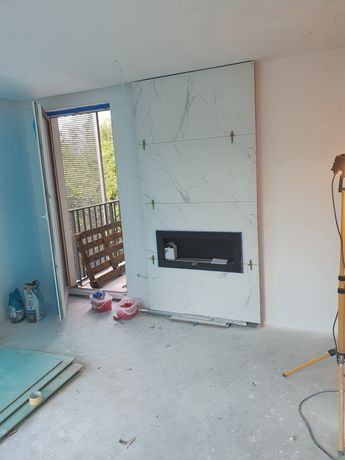 Prace remontowo budowlane