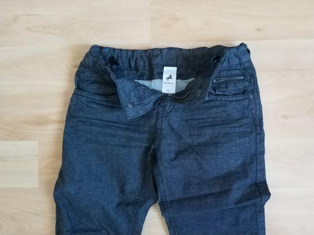 Spodnie C&A r.140