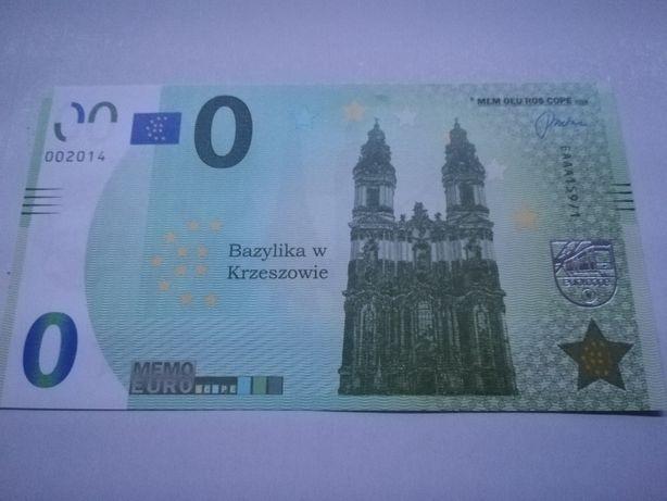 0 memo euro Bazylika w Krzeszowie. NOWOŚĆ