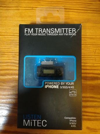 Mitec i phone 3 3gs 4 4s FM Transmitter