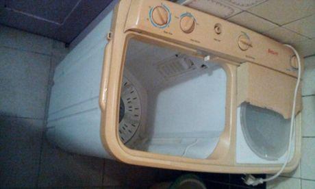 стиральная машинка полуавтомат Saturn