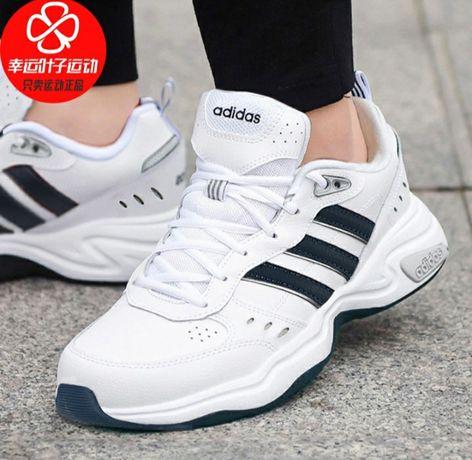 Кожаные оригинальные кросовки Adidas Размер 39.5
