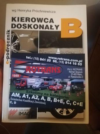 Książka do prawa jazdy B