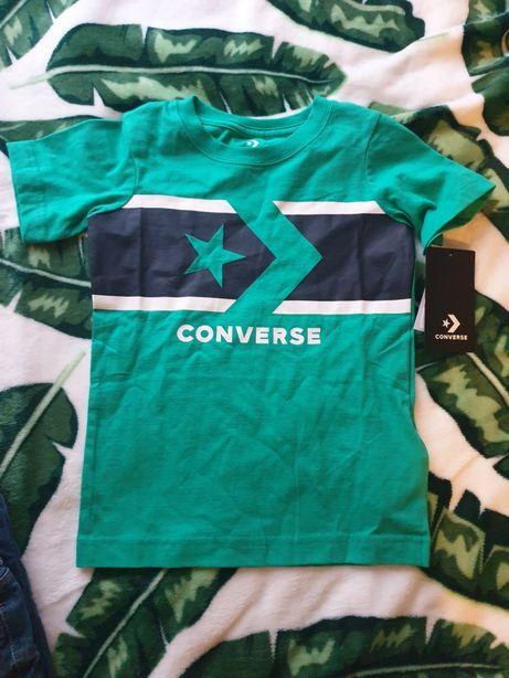 Nowa koszulka converse 104