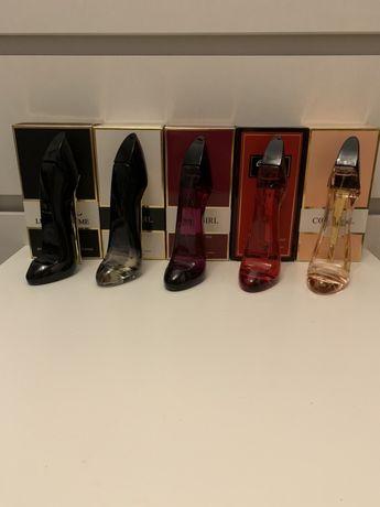Perfumy inspirowane carolina Herrera good girl szpilki 85 ml