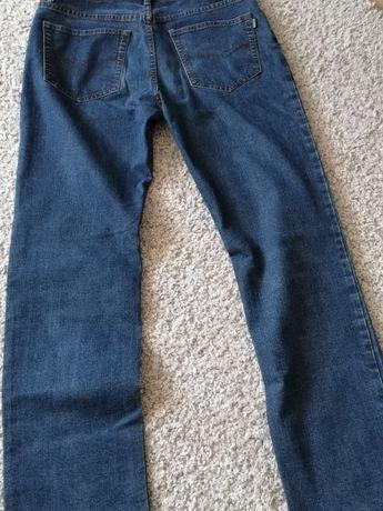 Spodnie jeans męskie jak nowe