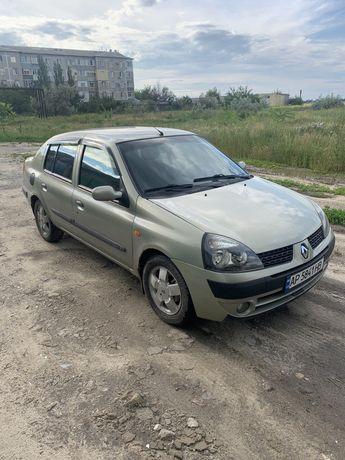 Renault Clio Symbol 2003 (Фр. Сборка)
