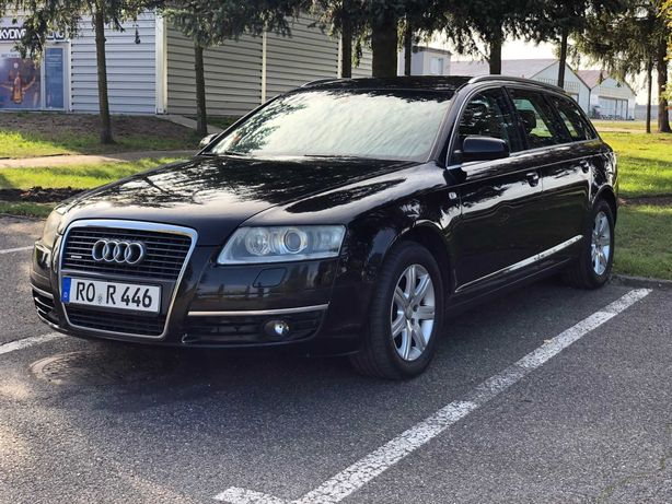 Audi A6 (C6) Rok 2006 TDI