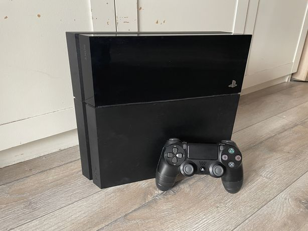 Playstation 4 500GB | PS4 CFW | Soft 7.55 | Pad | PS5 | 100+ GIER