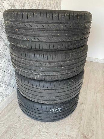 2 Michelin Pilot Sport 4S 225/45 ZR 19 / 2 Continental 225/45 R 19 W