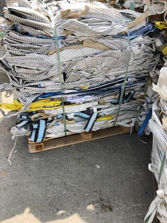 BIG BAGI na materiałych techniczno-przemysłowe 105/105/150