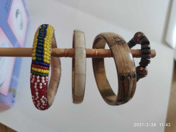 Bransoletki z Nigerii - oryginał