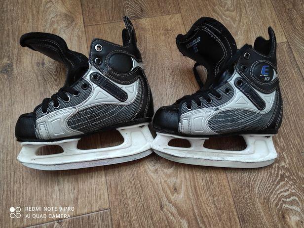 Коньки детские хоккейные